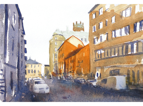 Östgötagatan Stockholm