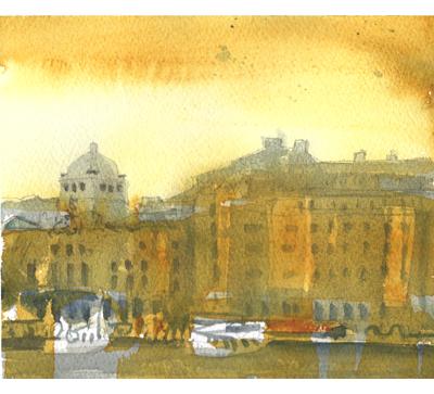 morgan johansson akvarell
